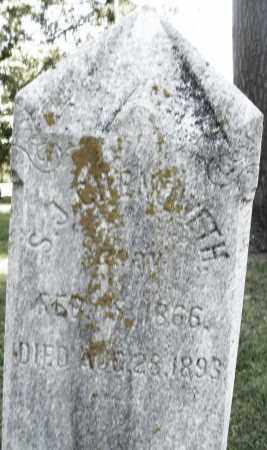 CHENOWETH, S.J. - Warren County, Ohio | S.J. CHENOWETH - Ohio Gravestone Photos