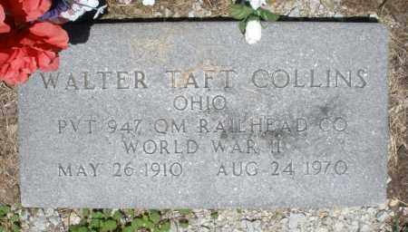 COLLINS, WALTER TAFT - Warren County, Ohio | WALTER TAFT COLLINS - Ohio Gravestone Photos