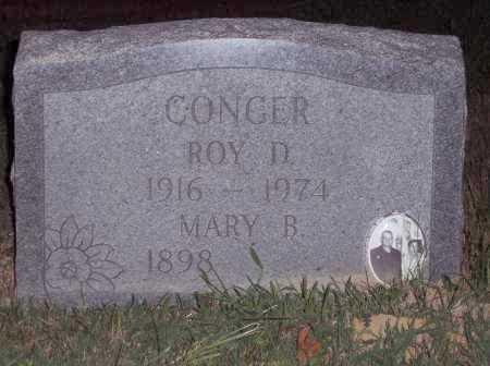 CONGER, ROY - Warren County, Ohio | ROY CONGER - Ohio Gravestone Photos