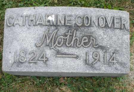 BARKALOW CONOVER, CATHARINE - Warren County, Ohio | CATHARINE BARKALOW CONOVER - Ohio Gravestone Photos