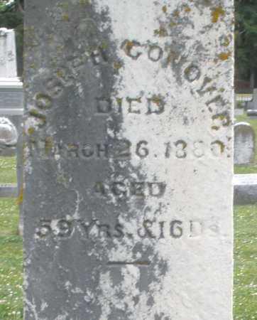 CONOVER, JOSEPH - Warren County, Ohio   JOSEPH CONOVER - Ohio Gravestone Photos