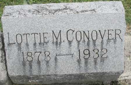 CONOVER, LOTTIE M. - Warren County, Ohio | LOTTIE M. CONOVER - Ohio Gravestone Photos