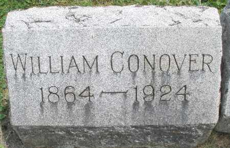 CONOVER, WILLIAM - Warren County, Ohio | WILLIAM CONOVER - Ohio Gravestone Photos