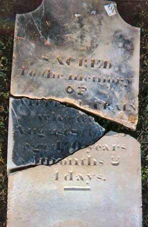 CRAIN, WILLIAM - Warren County, Ohio | WILLIAM CRAIN - Ohio Gravestone Photos