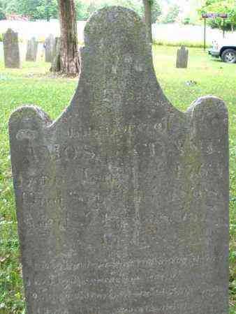 CRANE, AMOS - Warren County, Ohio   AMOS CRANE - Ohio Gravestone Photos
