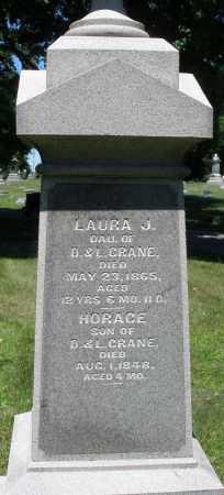 CRANE, HORACE - Warren County, Ohio | HORACE CRANE - Ohio Gravestone Photos