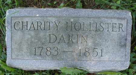DAKIN, CHARITY - Warren County, Ohio | CHARITY DAKIN - Ohio Gravestone Photos