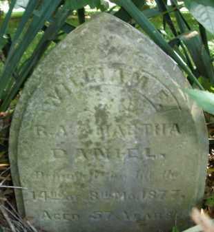 DANIEL, WILLIAM E. - Warren County, Ohio | WILLIAM E. DANIEL - Ohio Gravestone Photos