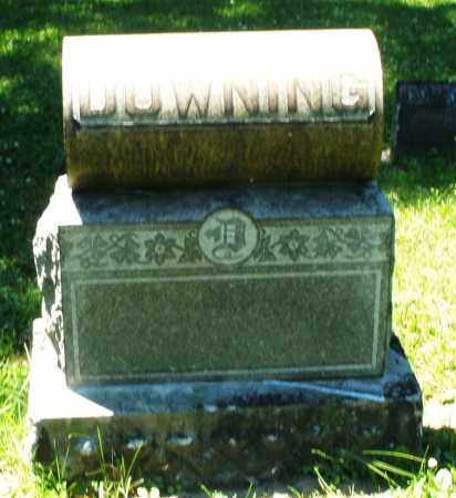 DOWNING, MONUMENT - Warren County, Ohio | MONUMENT DOWNING - Ohio Gravestone Photos