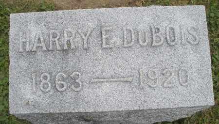 DUBOIS, HARRY E. - Warren County, Ohio | HARRY E. DUBOIS - Ohio Gravestone Photos