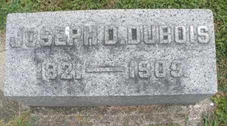 DUBOIS, JOSEPH D. - Warren County, Ohio | JOSEPH D. DUBOIS - Ohio Gravestone Photos
