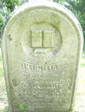 EARNHART, PERMELIA - Warren County, Ohio   PERMELIA EARNHART - Ohio Gravestone Photos