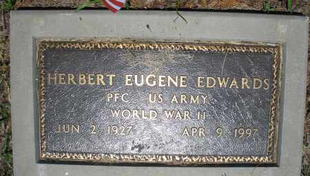 EDWARDS, HERBERT EUGENE - Warren County, Ohio | HERBERT EUGENE EDWARDS - Ohio Gravestone Photos