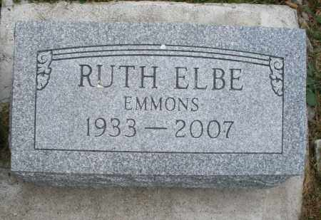 EMMONS, RUTH - Warren County, Ohio | RUTH EMMONS - Ohio Gravestone Photos