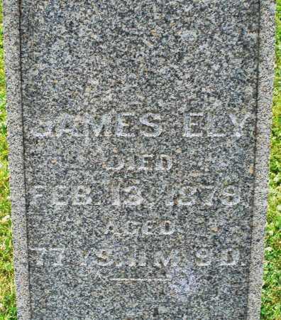 ELY, JAMES - Warren County, Ohio | JAMES ELY - Ohio Gravestone Photos