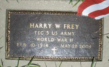 FREY, HARRY W. - Warren County, Ohio | HARRY W. FREY - Ohio Gravestone Photos