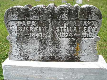 FRYE, STELLA H. - Warren County, Ohio | STELLA H. FRYE - Ohio Gravestone Photos