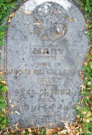 GILLESPE, MARY - Warren County, Ohio | MARY GILLESPE - Ohio Gravestone Photos