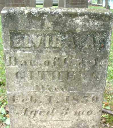 GITHENS, ELVIRA A. - Warren County, Ohio   ELVIRA A. GITHENS - Ohio Gravestone Photos