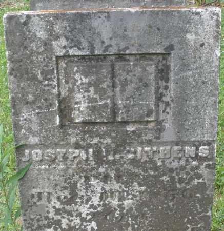 GITHENS, JOSEPH - Warren County, Ohio   JOSEPH GITHENS - Ohio Gravestone Photos