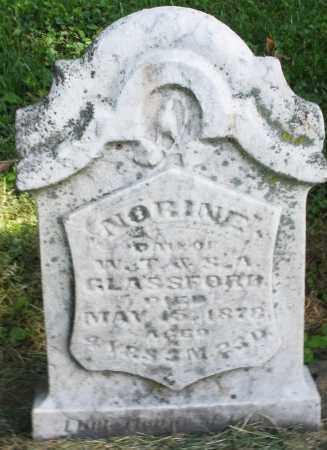 GLASSFORD, NORINE - Warren County, Ohio | NORINE GLASSFORD - Ohio Gravestone Photos