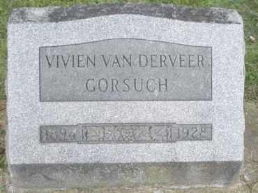 GORSUCH, VIVIEN - Warren County, Ohio | VIVIEN GORSUCH - Ohio Gravestone Photos