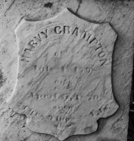 GRAMPTON, HARVY - Warren County, Ohio | HARVY GRAMPTON - Ohio Gravestone Photos