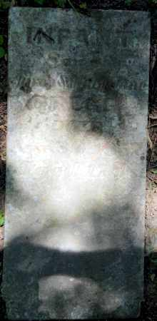 GREGG, INFANT SON - Warren County, Ohio   INFANT SON GREGG - Ohio Gravestone Photos