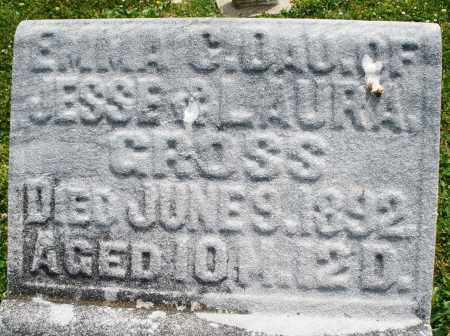 GROSS, EMMA C. - Warren County, Ohio | EMMA C. GROSS - Ohio Gravestone Photos