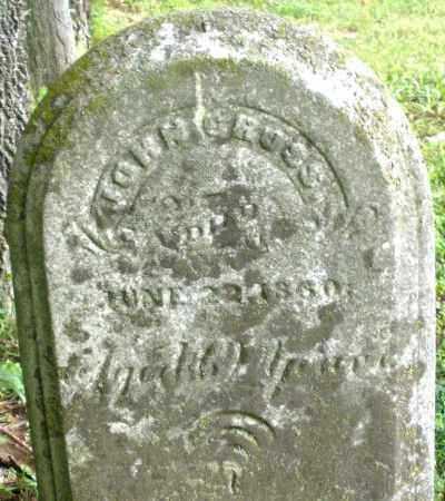 GROSS, JOHN - Warren County, Ohio | JOHN GROSS - Ohio Gravestone Photos