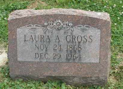 GROSS, LAURA A. - Warren County, Ohio | LAURA A. GROSS - Ohio Gravestone Photos