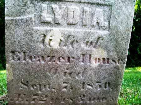 HOUSE, LYDIA - Warren County, Ohio | LYDIA HOUSE - Ohio Gravestone Photos