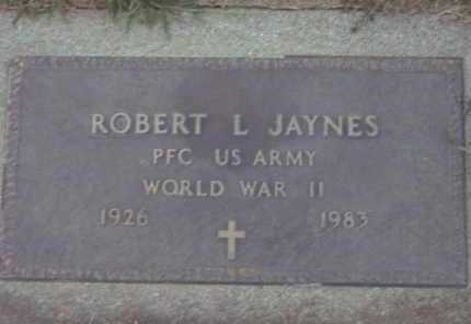 JAYNES, ROBERT - Warren County, Ohio | ROBERT JAYNES - Ohio Gravestone Photos