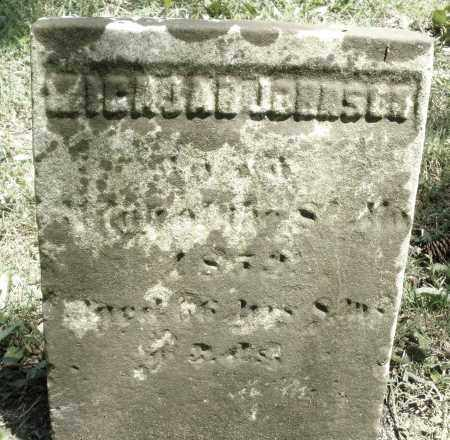 JOHNSON, MICAJAH - Warren County, Ohio | MICAJAH JOHNSON - Ohio Gravestone Photos