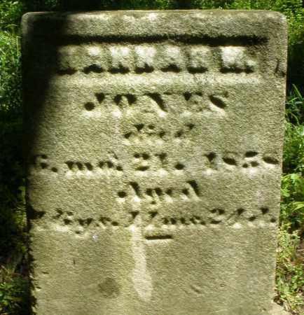 JONES, HANNAH W. - Warren County, Ohio   HANNAH W. JONES - Ohio Gravestone Photos