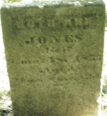JONES, RUTH ANN - Warren County, Ohio | RUTH ANN JONES - Ohio Gravestone Photos
