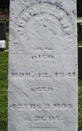 LANE, JOHN C. - Warren County, Ohio | JOHN C. LANE - Ohio Gravestone Photos