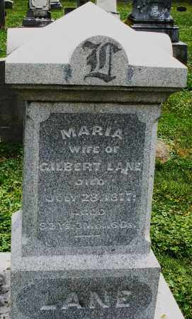 LANE, MARIA - Warren County, Ohio | MARIA LANE - Ohio Gravestone Photos