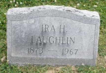 LAUGHLIN, IRA H. - Warren County, Ohio   IRA H. LAUGHLIN - Ohio Gravestone Photos