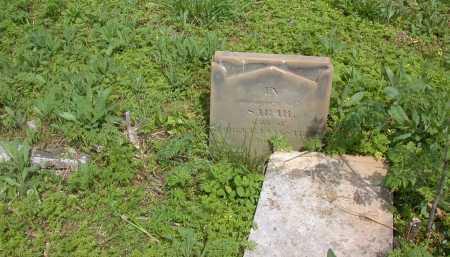 LONGSTRETH, SARAH - Warren County, Ohio | SARAH LONGSTRETH - Ohio Gravestone Photos