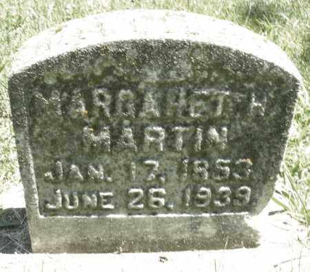 MARTIN, MARGARET H. - Warren County, Ohio | MARGARET H. MARTIN - Ohio Gravestone Photos