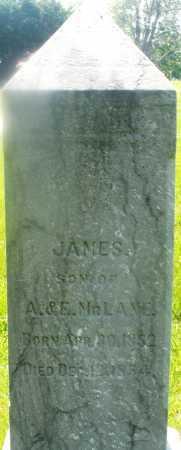 MC LANE, JAMES - Warren County, Ohio | JAMES MC LANE - Ohio Gravestone Photos