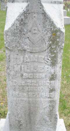 MILLER, JAMES - Warren County, Ohio | JAMES MILLER - Ohio Gravestone Photos