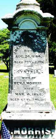 MORRIS, CYNTHIA - Warren County, Ohio | CYNTHIA MORRIS - Ohio Gravestone Photos