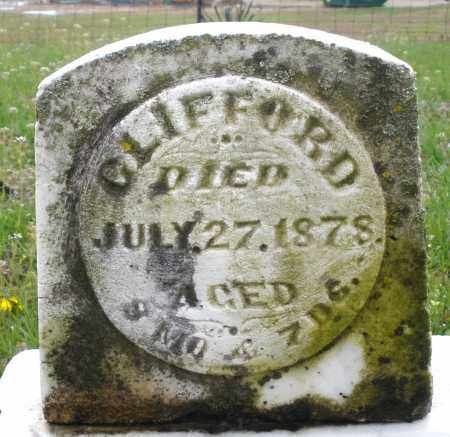MOSES, CLIFFORD - Warren County, Ohio | CLIFFORD MOSES - Ohio Gravestone Photos