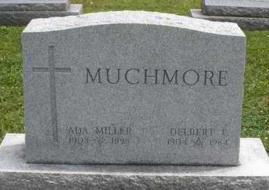 MUCHMORE, DELBERT - Warren County, Ohio | DELBERT MUCHMORE - Ohio Gravestone Photos