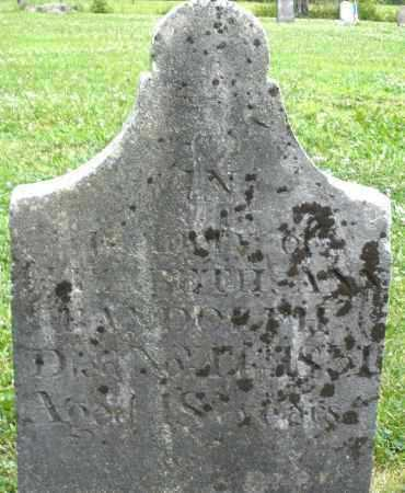RANDOLPH, RUTH ANN - Warren County, Ohio | RUTH ANN RANDOLPH - Ohio Gravestone Photos