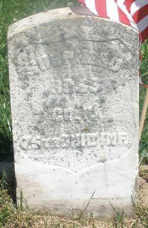 ROSS, SHEPHERD - Warren County, Ohio | SHEPHERD ROSS - Ohio Gravestone Photos