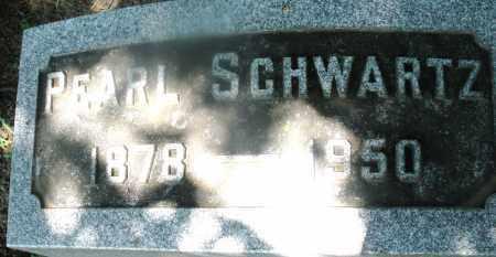 SCHWARTZ, PEARL - Warren County, Ohio | PEARL SCHWARTZ - Ohio Gravestone Photos