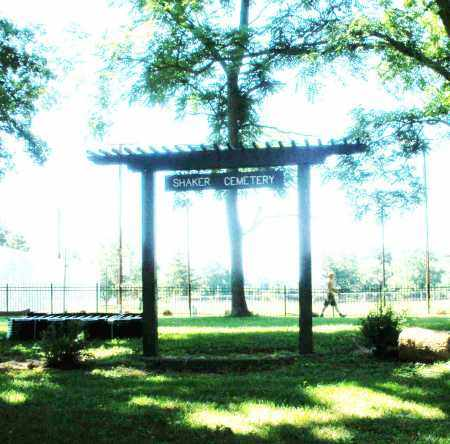 SHAKER, CEMETERY - Warren County, Ohio | CEMETERY SHAKER - Ohio Gravestone Photos
